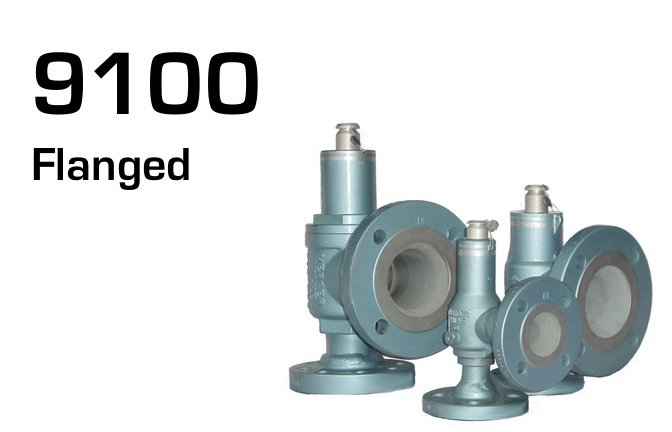 9100Flanged